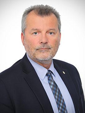 IPDG Tommy Wegge
