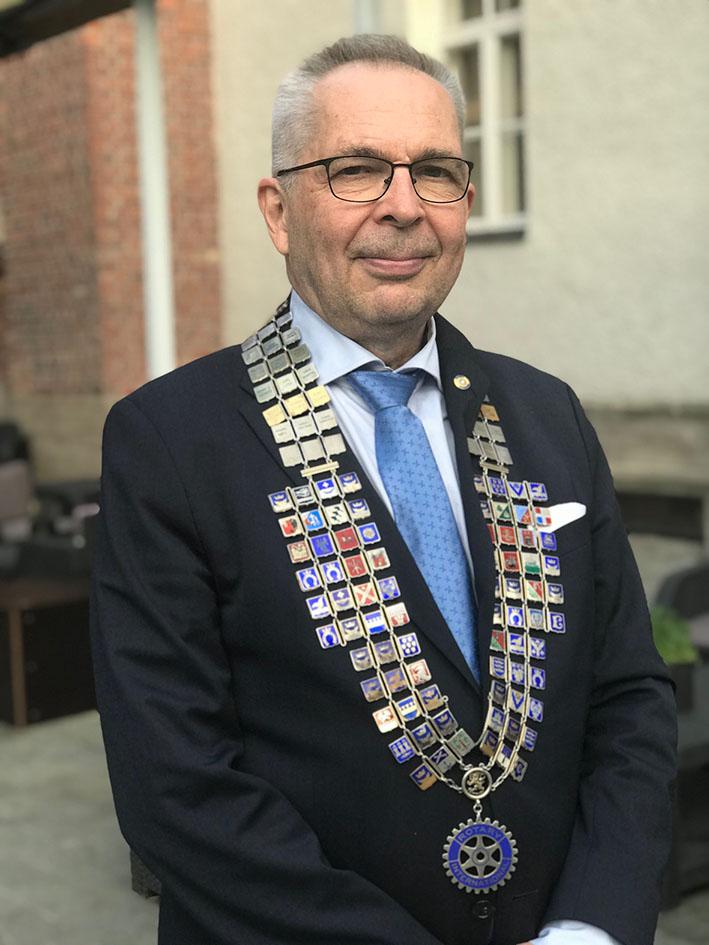 DG Sakari Karjalainen