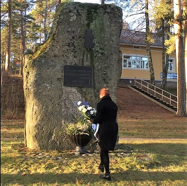 Stenen Krigsveteraner