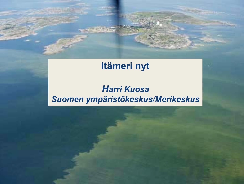 Itämeri Nyt