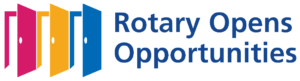 Rotary Opens Opportunities Logo